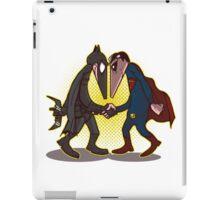 Hero vs Hero iPad Case/Skin