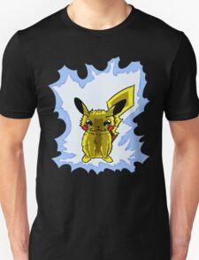 Pikachu - Thunder Blue T-Shirt