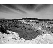 White Mesa New Mexico Photographic Print