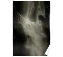 Water In Motion - Alaska   Poster