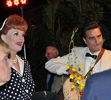 I Love Lucy ... and Ricky Too by Danceintherain