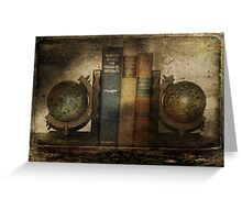 What is  a Book? Greeting Card