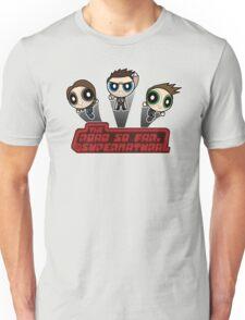 Supernatural Puffs Parody Unisex T-Shirt