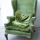 Old Chair by Danielle  La Valle