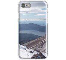 Tongariro crossing, New Zealand iPhone Case/Skin