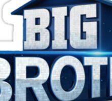 Big Brother Logo Sticker