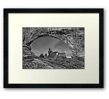 Eye of Dawn Framed Print