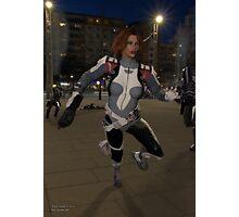 The Runner Photographic Print