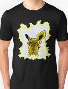 Pikachu - Thunder yellow T-Shirt