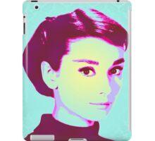 Audrey Hepburn II iPad Case/Skin
