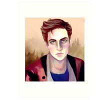 Nathan Prescott! Art Print
