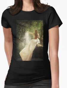 Faerie Dust Womens Fitted T-Shirt
