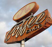 Old Sign by Escott O. Norton