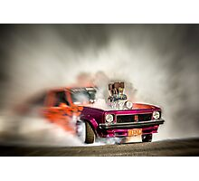 FRYZEM burnout Photographic Print