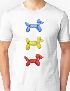 Balloon Dogs Unisex T-Shirt