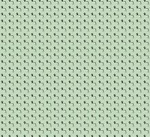 Mystrade Pattern Green by Clarice82