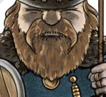 Glumli the Dwarf Sticker