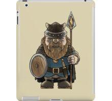 Glumli the Dwarf iPad Case/Skin