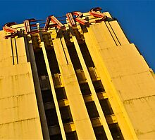 Sears Tower - Boyle Heights  by Escott O. Norton