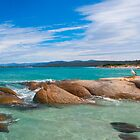 The Bay of Fires, Tasmania by Paul Oliver