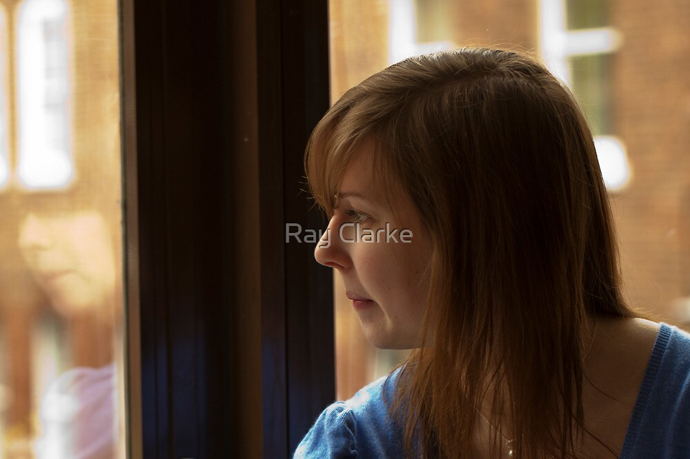 A Reflective Moment by Ray Clarke