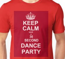 Grey's Anatomy Fans Keep Calm And Dance !  Unisex T-Shirt