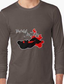 The Art of Jiu Jitsu Arm Bar  Long Sleeve T-Shirt