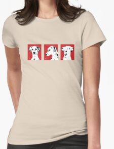 Dali x 3 Womens Fitted T-Shirt