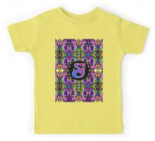 String Cheese Incident - Trippy Pattern Kids Tee