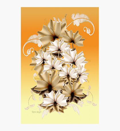 Pretty Flowers Photographic Print