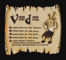 Monkey Island - Voodoo Doll by Faniseto