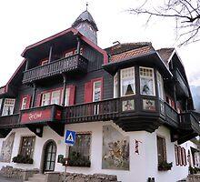 Austrian architecture by SoulSparrow