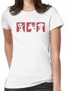 Dali x 3 - t shirt Womens Fitted T-Shirt