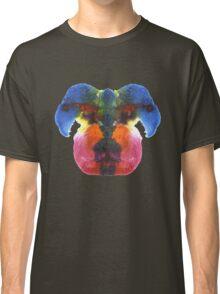 Dog head splat Classic T-Shirt