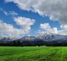 Schlehdorf Upper Bavaria by Daidalos