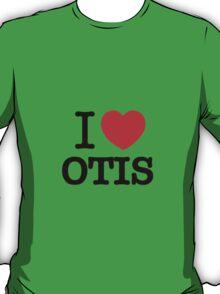 I Love OTIS T-Shirt