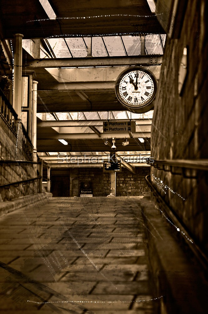 Carnforth station (A Brief Encounter)  by Stephen Knowles