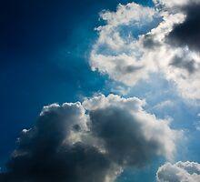 Beautiful cloudy sky by MuhammadAther