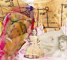mostly me, 2011 by Thelma Van Rensburg