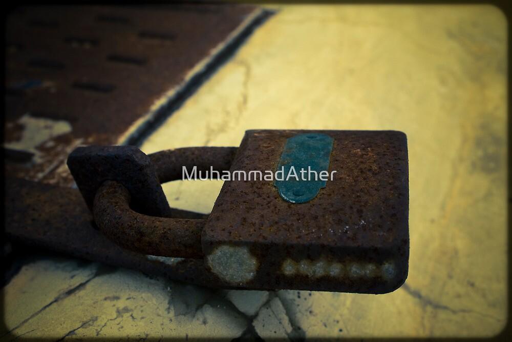 Locked away by MuhammadAther