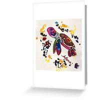 Ink Hatchling Greeting Card