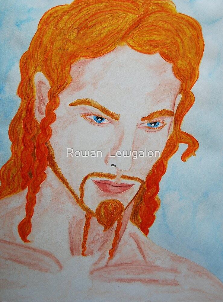 Thor by Rowan  Lewgalon