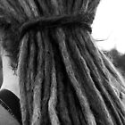 Young man with dreads by RainbowWomanTas