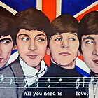All You Need is Love - The Beatles by Tom Roderick