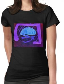 Energy explode Womens Fitted T-Shirt