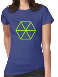 Cube? Womens Fitted T-Shirt