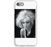 Courtney Love Sticker iPhone Case/Skin