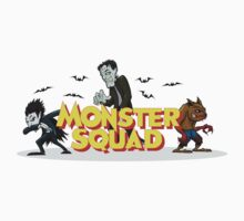 Monster Squad by tmhoran