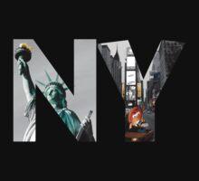 NY  by Thomas Stroehle