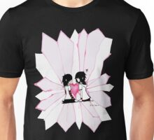 Exploding Hearts Unisex T-Shirt